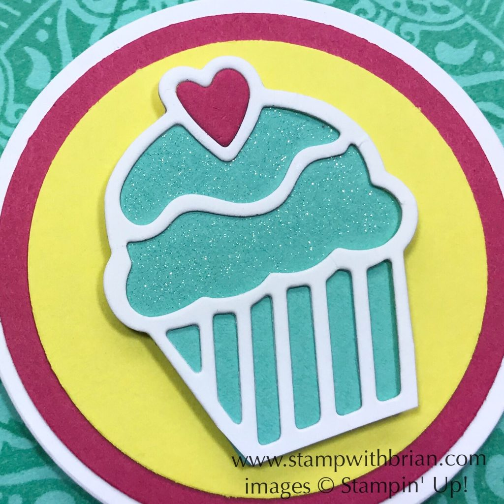 Detailed Birthday Edgelits, Stampin' Up!, Brian King