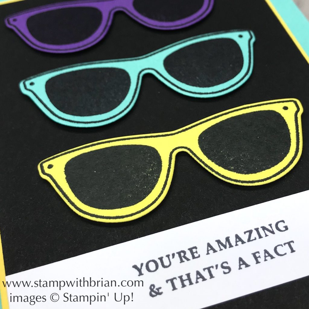Pocketful of Sunshine, Strong & Beautiful, Stampin' Up!, Brian King