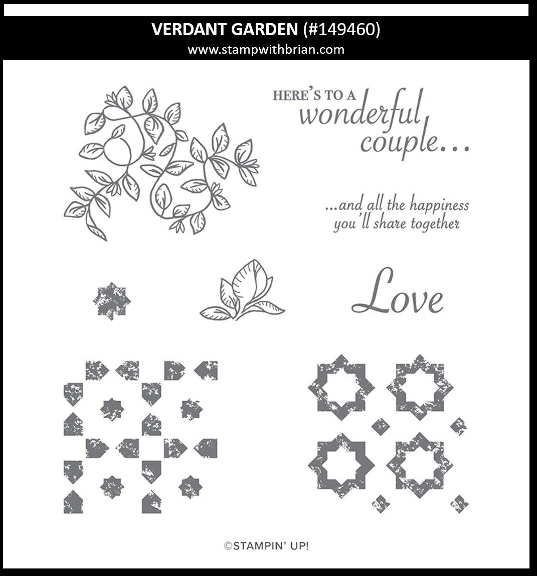 Verdant Garden, Stampin' Up! 149460