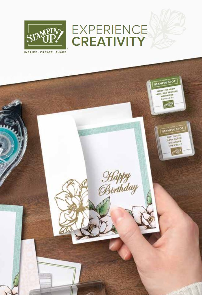 Beginner Customer Brochure, Stampin' Up!