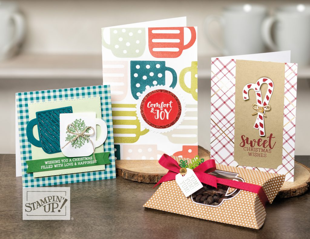 Cup of Christmas Bundle, Stampin' Up!, 2019 Holiday Catalog