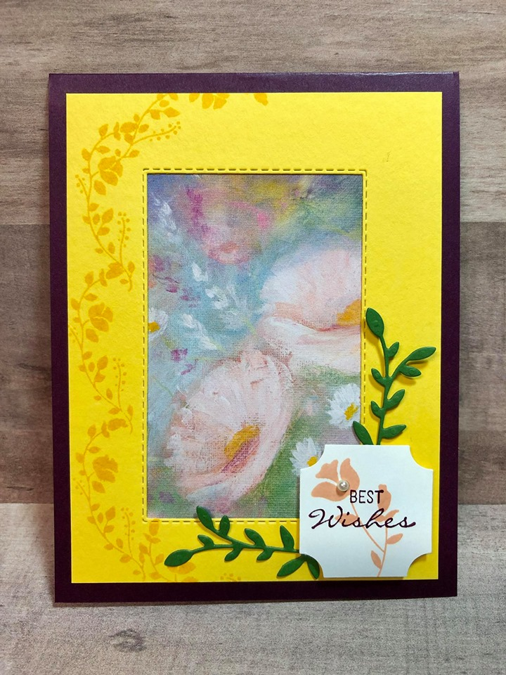by Jackie Beers, Perennial Essence, Stampin' Up!, CASE the 2019 Annual Catalog