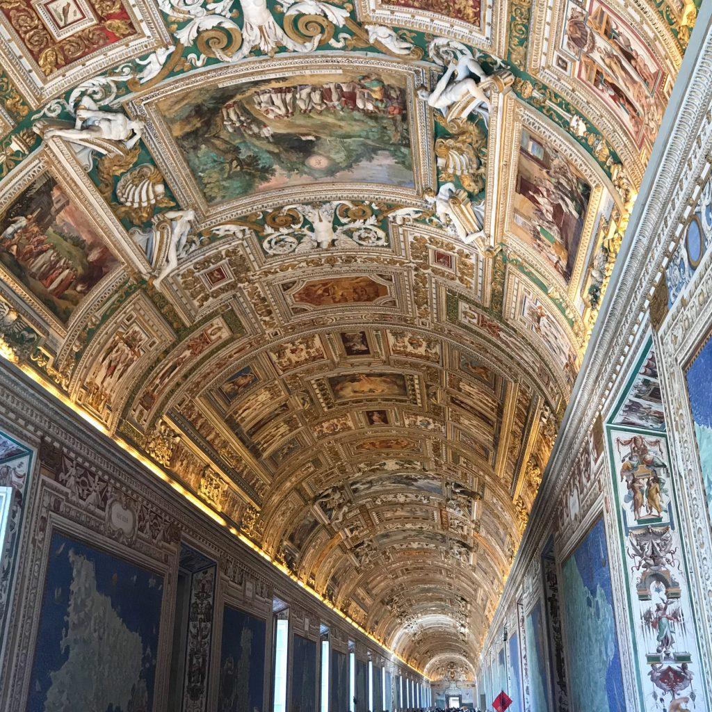 The Vatican, Brian King