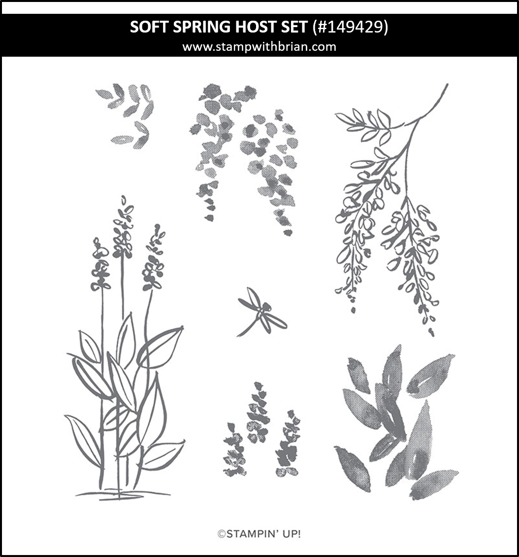 Soft Spring Host Set, Stampin' Up! 149429