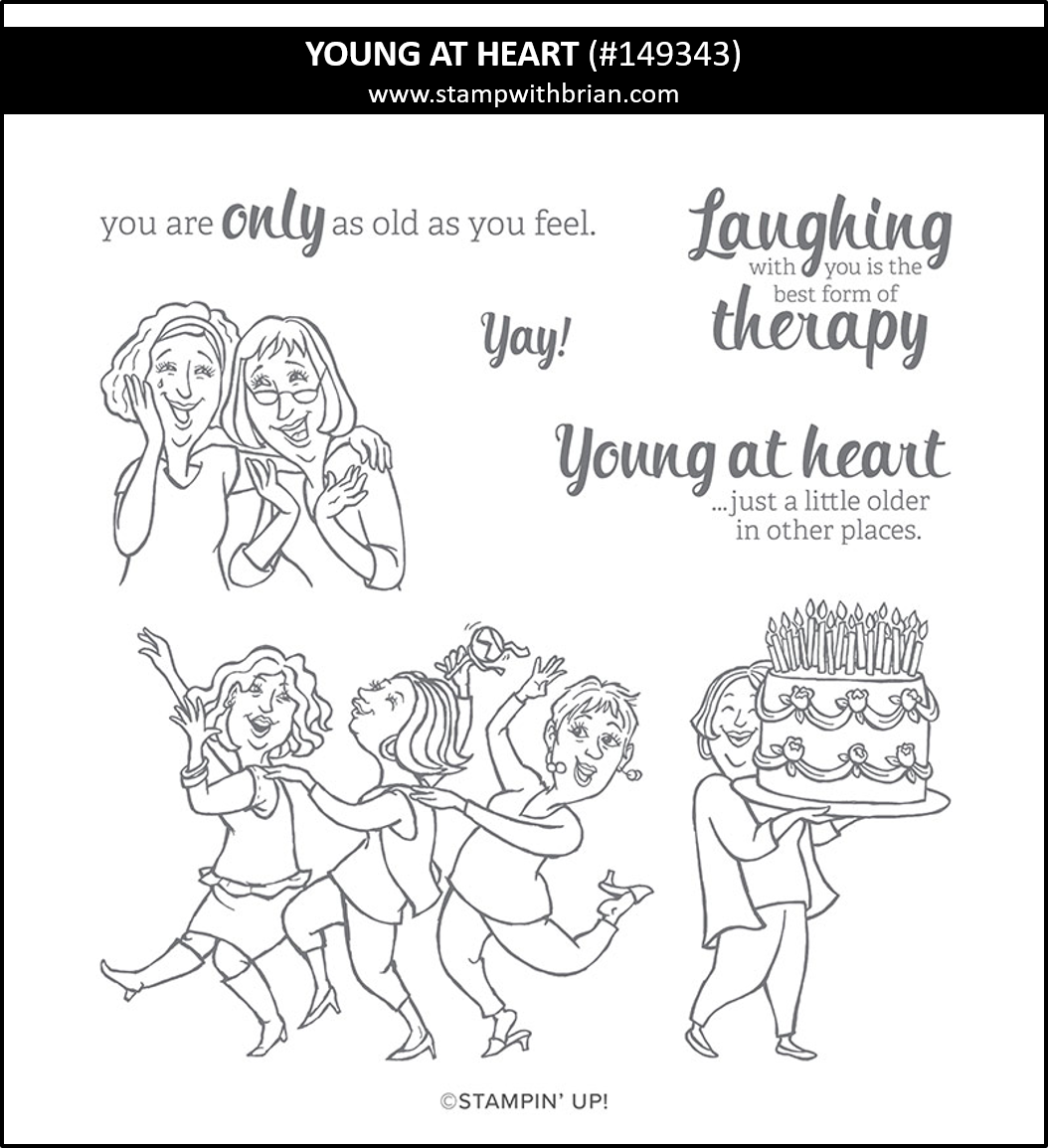 Young at Heart, Stampin' Up! 149343