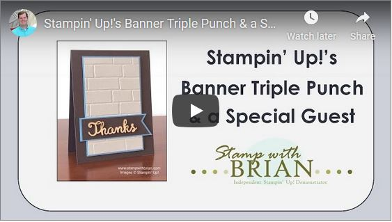 Banner Triple Punch Fun Tip with mom, Brian King