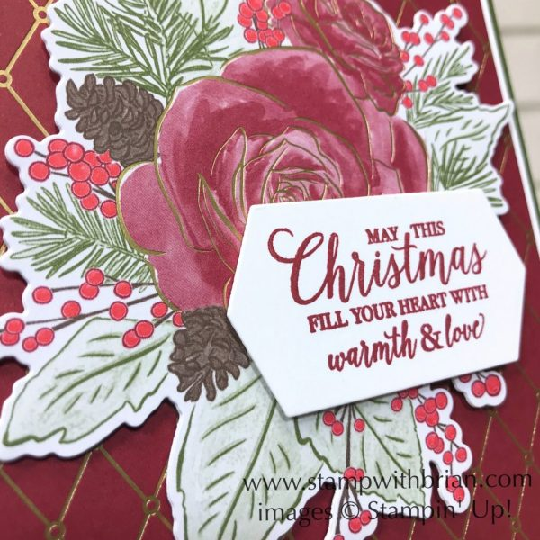 Christmastime Is Here Bundle, Stampin' Up!, Brian King