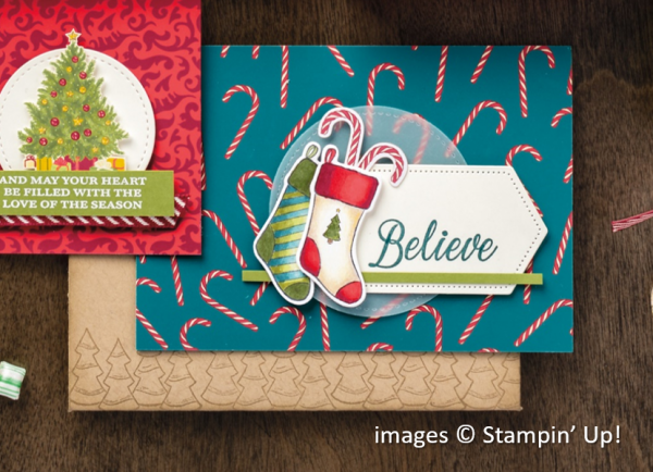 Holly Jolly Christmas, Stampin' Up!