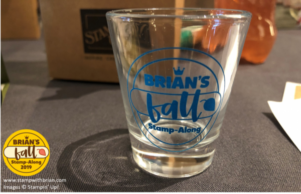 Brian's Fall Stamp-Along 2019, Tombow Liquid Glue Holder, Brian King