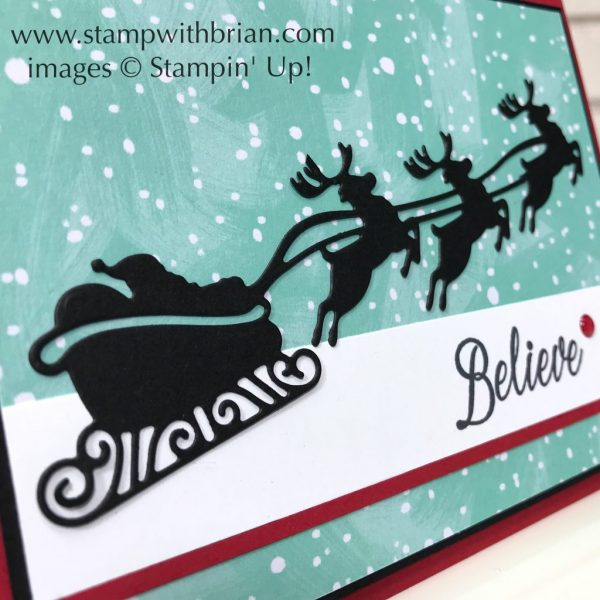 Holly Jolly Christmas Bundle, Stampin Up!, Brian King