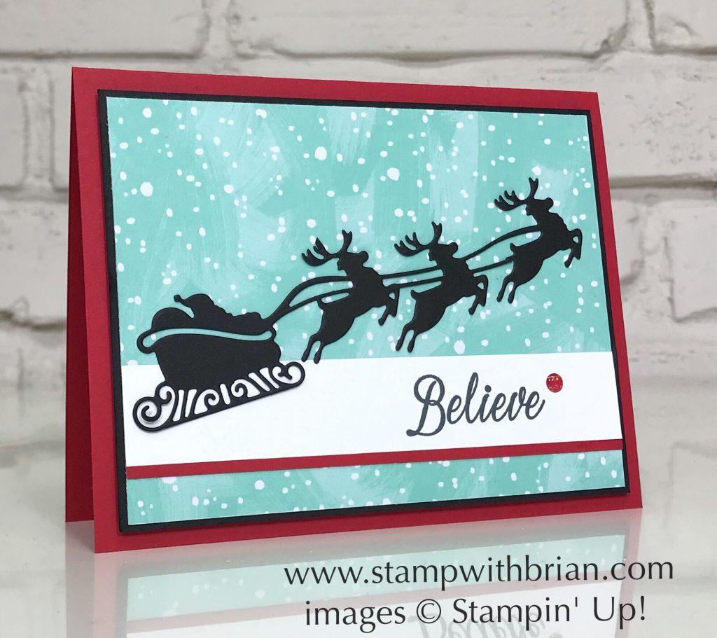 Holly Jolly Christmas Bundle, Stampin Up!, Brian King