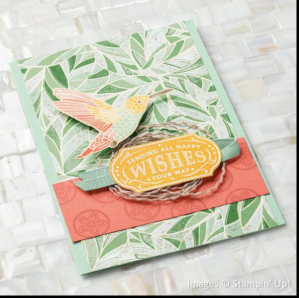 Memorable Mosaic Bundle, Stampin' Up!, Catalog Samples