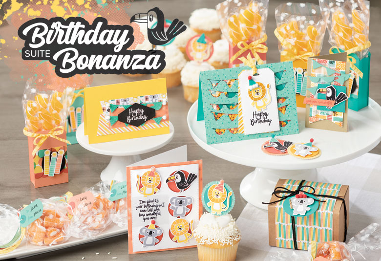 Birthday Bonanza Suite 101026