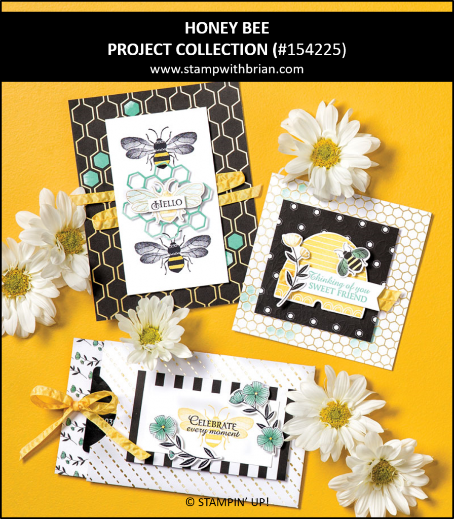 Honey Bee Project Collection, Stampin Up! 154225