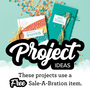 Project Ideas, Stampin Up!