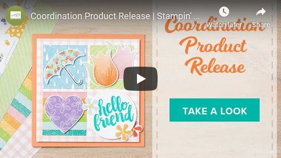 Coordination Product Release Video