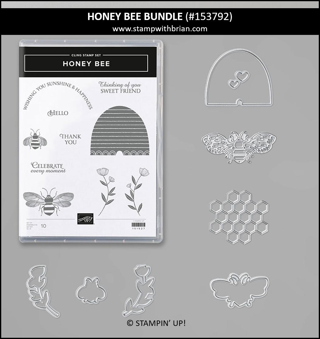 Honey Bee Bundle, Stampin Up! 153792