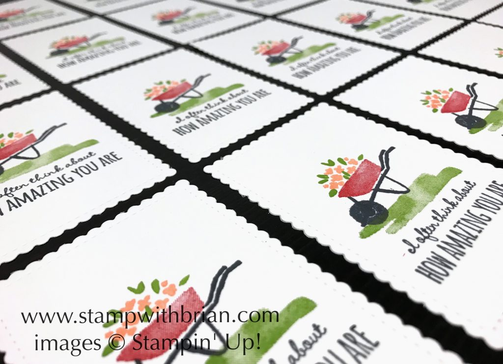 My Meadow, Thanks for the Laughs, Stampin Up!, Brian King