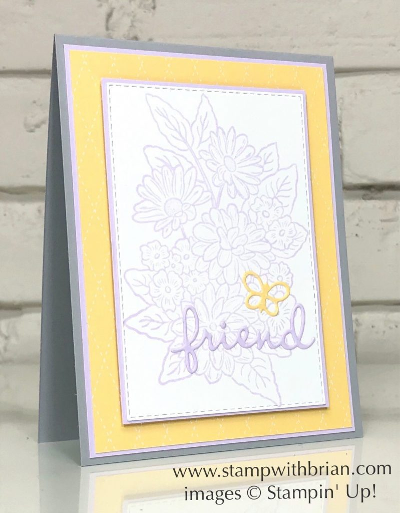 Ornate Style, Stampin Up!, Brian King
