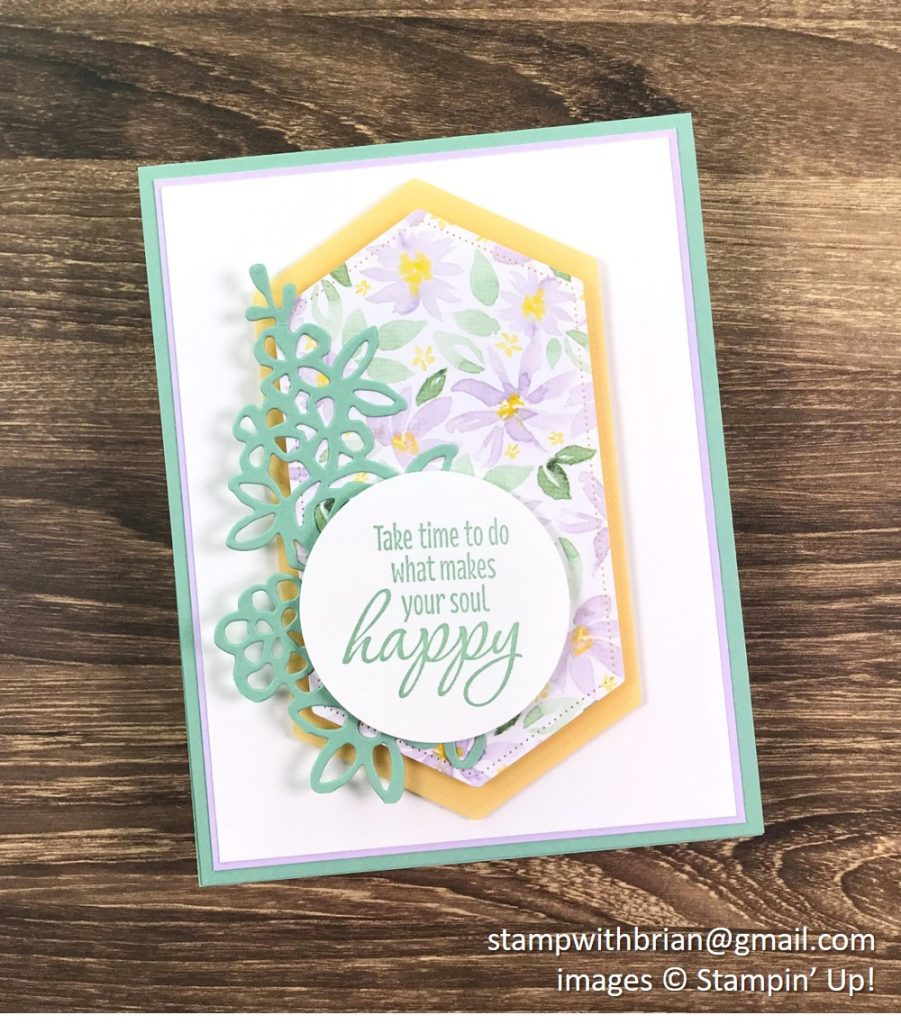 Tasteful Textures, Best Dressed Designer Series Paper, Stampin Up!, Brian King