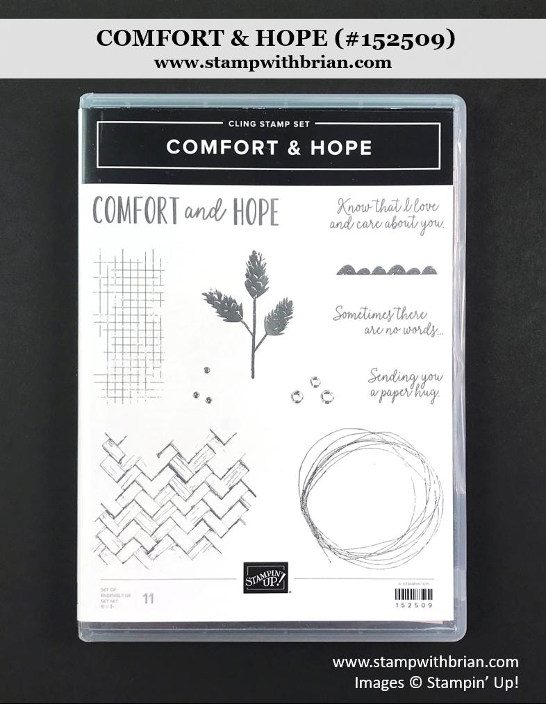 Comfort & Hope, Stampin Up!, 152509