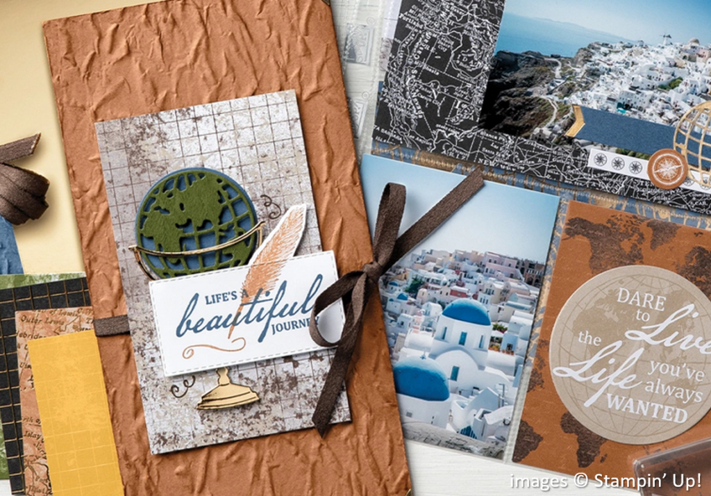 World of Good Suite Collection, Stampin Up!, Brian King